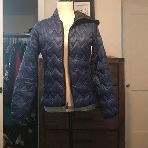 Blue Winter Jacket!